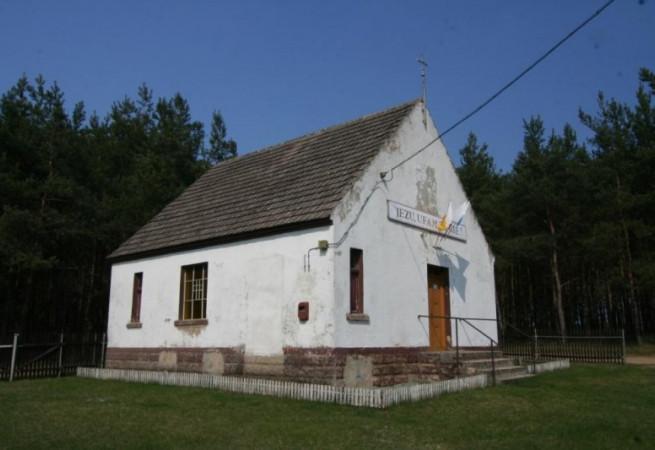 Pszczelnik Kościół filialny pw Miłosierdzia Bożego