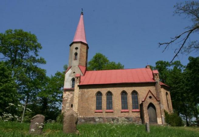 Winniki Kościół filialny