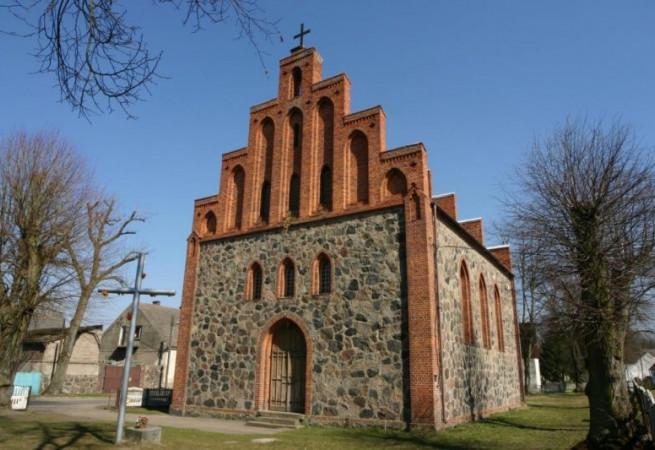 Gudzisz Kościół filialny