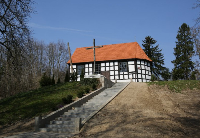 Kąkolewice Kościół filialny pw św.Józefa