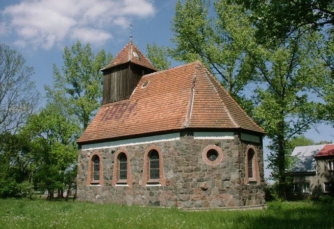 Grabin Kościół filialny