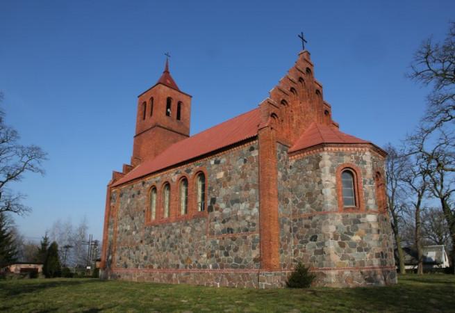 Chabowo Kościół filialny pw NMP Matki Kościoła