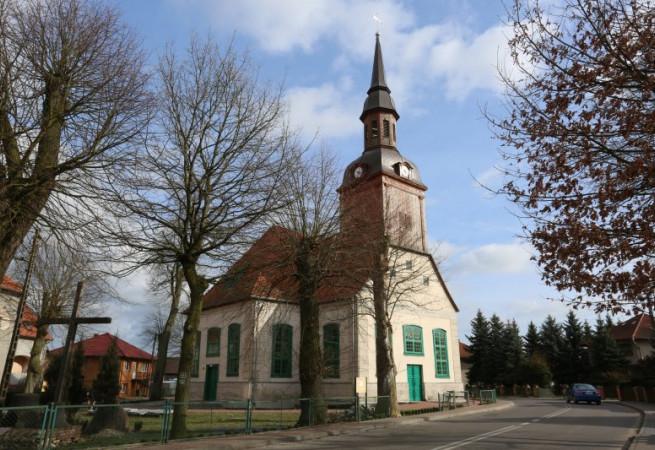 Stepnica Kościół parafialny pw św. Jacka