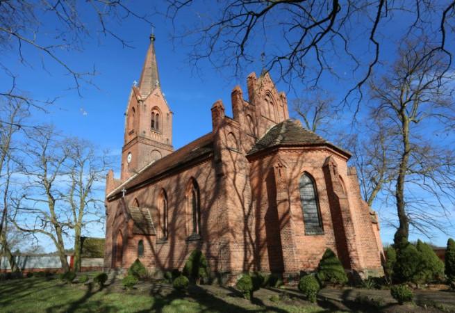 Głazów Kościół filialny pw Dobrego Pasterza