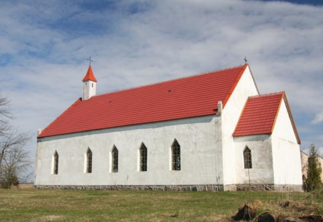 Pamięcin Kościół filialny pw Bożego Ciała