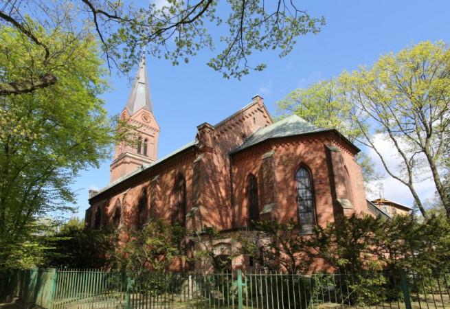 Szczecin Kościół parafialny pw św. Kazimierza