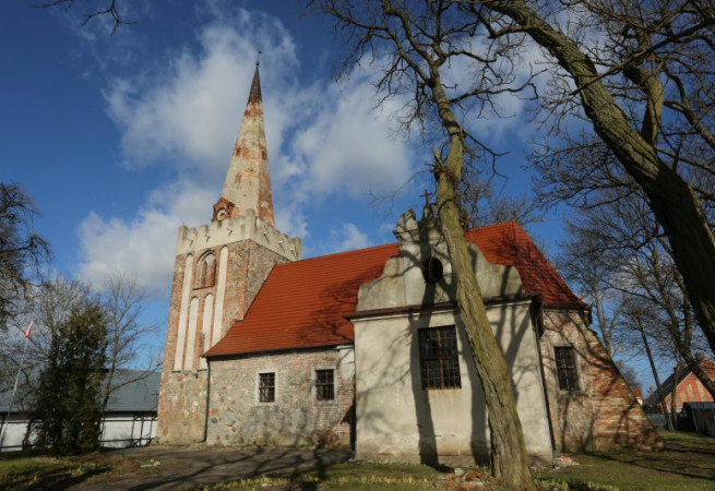 Koszewo Kościół filialny pw Niepokalanego Poczęcia NMP