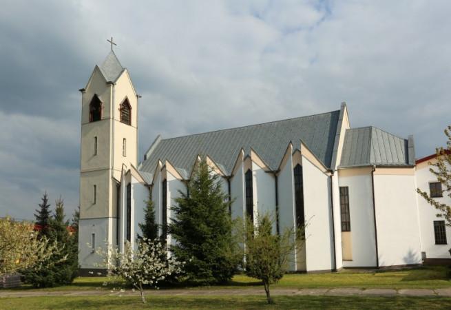 Witkowo I Kościół parafialny pw Zwiastowania NMP
