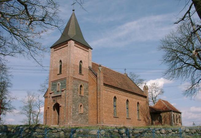 Nadarzyn Kościół filialny