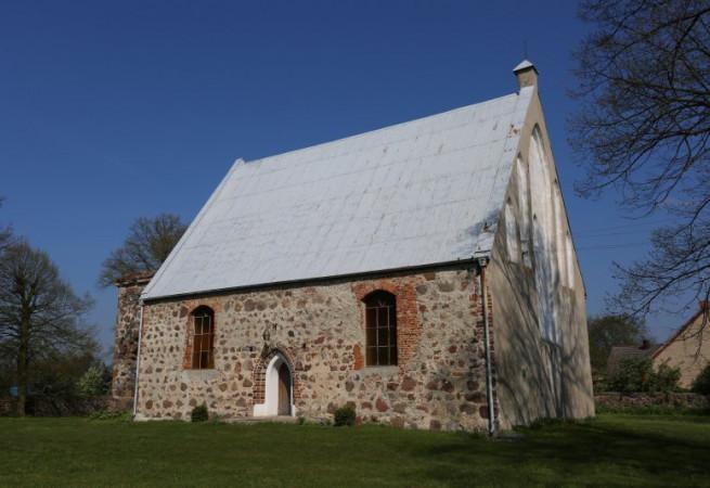 Nieborowo Kościół filialny pw MB Nieustającej Pomocy