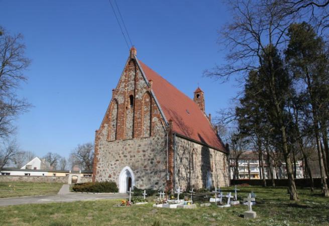 Przywodzie Kościół filialny pw Zwiastowania NMP