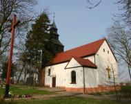 Mielęcin Parafia rzymskokatolicka p.w. Nawiedzenia NMP