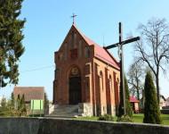 Barzkowice Parafia rzymskokatolicka p.w. św. Ap. Piotra i Pawła