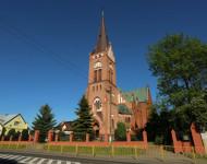 Płoty Parafia rzymskokatolicka p.w. Przemienienia Pańskiego