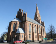 Stargard Parafia rzymskokatolicka p.w. Świętego Ducha