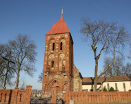Stargard Parafia rzymskokatolicka p.w. Świętego Krzyża