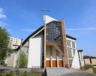 Stargard Parafia rzymskokatolicka p.w. Miłosierdzia Bożego