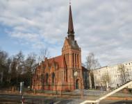 Szczecin Parafia rzymskokatolicka p.w. św. Józefa Oblub. NMP